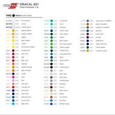 Texas Flag Pms Colors Where To Order Bulk Vinyl Orafol Oracal 651 Vinyl Colors Cricut