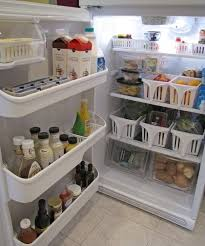 how to make your fridge look like a cabinet 27 brilliant hacks to keep your fridge clean and organized