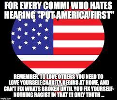 American Flag Meme - american flag heart memes imgflip