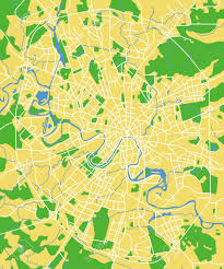 map pattern vector pattern city map of moscow russia royalty free cliparts