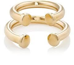 ring set fisher pipe ring set barneys new york
