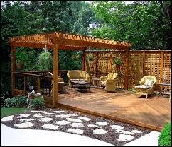 50 best deck ideas images on pinterest back garden ideas garden
