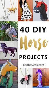 40 diy horse craft ideas to inspire your creativity u2022 cool crafts