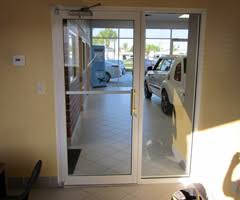 Interior Storefront Commercial Door Installations Oakland Park Fl Broward Door