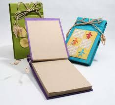 small scrapbook album small handmade paper scrapbook album scrapbooking craft supplies
