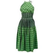 bonnie cashin long lambswool knit dress with madonna hood collar