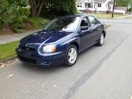 2017 subaru impreza sedan blue 2005 subaru impreza awd auto sales