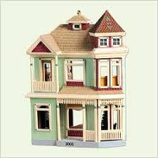 nostalgic houses hallmark ornaments