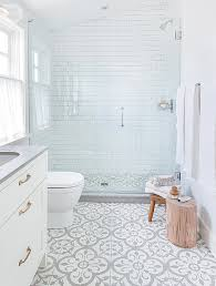 best classic black and white bathroom floor tile id ideas idolza