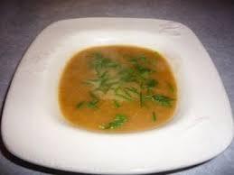 cuisiner des cardons recette soupe de cardons 750g