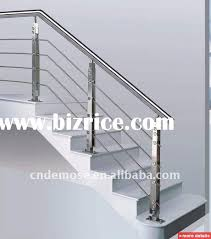 Stainless Steel Stairs Design Handrails For Inside Staircases Residential Interior Steel
