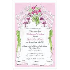 bridesmaids luncheon invitations paperstyle s