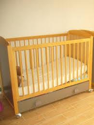 chambre nougatine lit bébé tiroir aubert collection nougatine