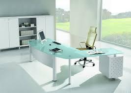 ikea mobilier de bureau cuisine bureau direction en verre blanc ou couleur tout le
