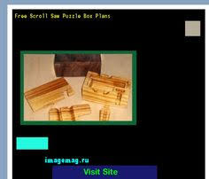 Free Wood Puzzle Box Plans by Free Puzzle Box Plans Pdf 101359 The Best Image Search