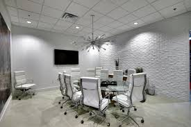 Design Office Industrial Interior Design Mid Century Modern Vintage Office Space