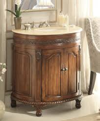 bosconi 32 inch antique single sink bathroom vanity cabinet benevola