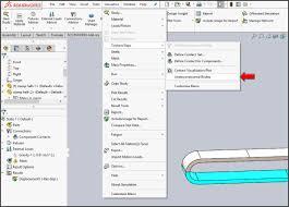 how to deal with fixture warnings in solidworks simulation