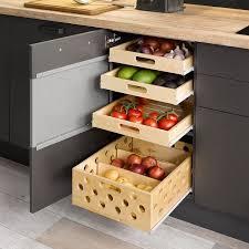 rangement de cuisine rangement cuisine les 40 meubles de cuisine pleins d astuces