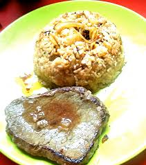 plat cuisiné facile un plat cuisiné facile riz aux oignons et chignons le