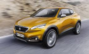 peugeot 2008 crossover peugeot 2008 rx 3 door in the pipeline auto express