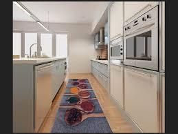 tapis pour la cuisine tapis de cuisine gris design tapis design tapis moderne design