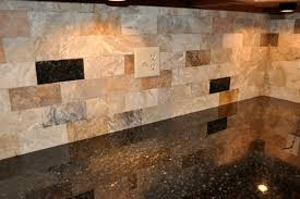 Kitchen Backsplash Ideas For Black Granite Countertops by Granite Countertops And Tile Backsplash Ideas Eclectic