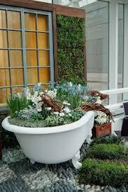Bathtub Planter Claw Foot Bathtub Planter Garden Beauty Pinterest Badekar