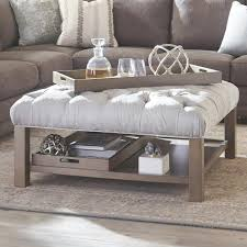 cocktail ottomans with storage home design ideas and inspiration