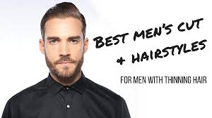 best men u0027s cut and hairstyles for a receding hair line national