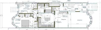 Town House Floor Plans Townhouse Renovation Planned In Brooklyn U2013 Simpletwig Architecture