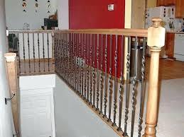 home depot interior stair railings metal stair railing home depot for stairs handrails indoor