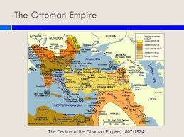 The Ottoman Turks Ottoman Empire In Decline Ppt