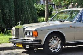rolls royce van rolls royce silver spirit van tilburg oldtimers