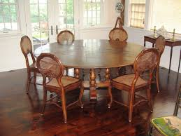expanding round dining room table modern round expandable dining