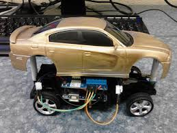 homemade 4x4 rc car projects
