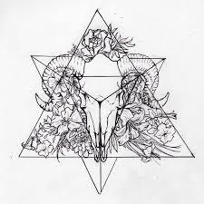 tetrahedron personal tattoo design by morgan96k deviantart com