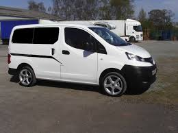 nissan nv200 customised nv200 what have you done to your van nissan nv200