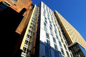 student housing reaches new heights news northeastern