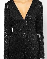 sleeve sequin jumpsuit 2018 black sequins sleeve fitting jumpsuits