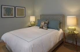 serene cottage bedroom with green walls cottage bathroom