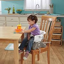 High Chair That Connects To Table Amazon Com Fisher Price Spacesaver High Chair Luminosity Baby
