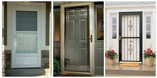 Full View Exterior Glass Door by There U0027s A Storm Coming A New Storm Door That Is Bob U0027s Jobs