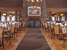 old faithful inn dining room