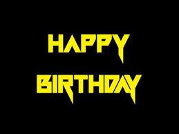 imagenes feliz cumpleaños rockero canciones de rock o metal para cumpleaños es para alguien que me