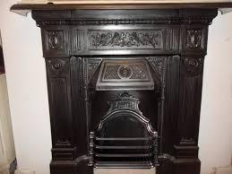 london victorian fireplace restoration cast iron fireplace restorers