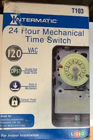 Intermatic 24 Hr Outdoor Timer by Intermatic Mechanical Timer Wiring Diagram Centurylink Business