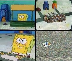 Base Meme - spongebob s hype stand base spongebob s hype stand know your meme