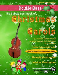 carols for bass publications