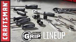 craftsman extreme grip hand tool sets youtube